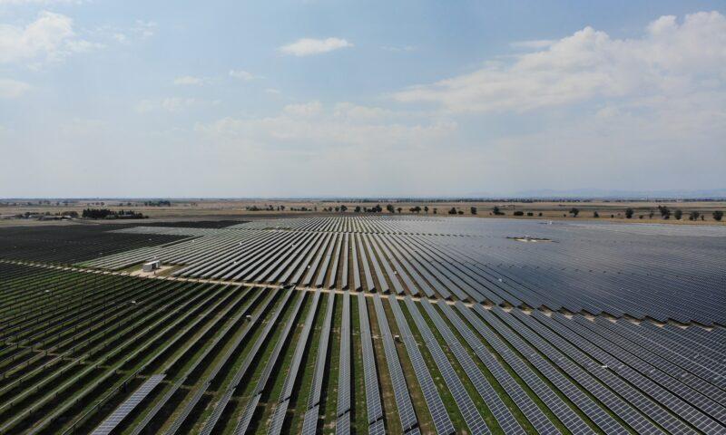 86 MW Tallmax-Module von Trina Solar bilden das Herzstück des Torre-Antonacci-Projektes in San Severo (Foggia), Italien.